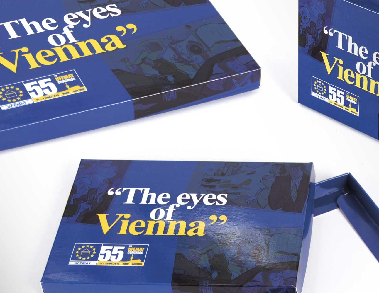 THE EYES OF VIENNA - Prototypes
